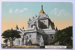 Thatbynnyu Pagoda, Pagan, Myanmar / Burma - Myanmar (Burma)