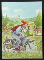 Switzerland 2011. Pettson And Findus. Postcard. Mint - Contes, Fables & Légendes