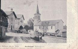 Archamps (1902) - Altri Comuni