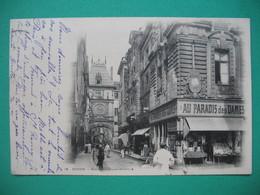 Rouen  Rue Du Gros Horloge - Monuments