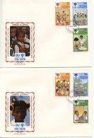 Trinidad And Tobago, 1979, International Year Of The Child, IYC, United Nations, FDC, Michel 385-390A - Trinidad Y Tobago (1962-...)