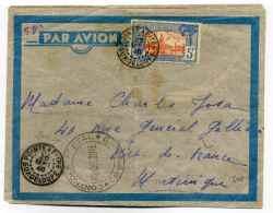 Lettre De POINTE A PITRE + Cachet CONTROLE POSTALE Commission B GUADELOUPE / 20 Sept 1940 - Guadeloupe (1884-1947)