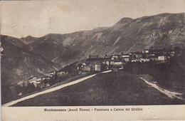 6155 ASCOLI PICENO MONTEMONACO - Ascoli Piceno
