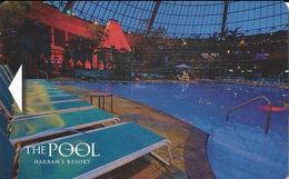 Harrah's Casino Atlantic City, NJ Hotel Room Key - Hotel Keycards