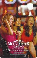 Mountaineer Casino Hotel Room Key - Hotel Keycards