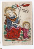 Saint Ioanna (Cornelius De Boudt) - Devotieprenten