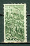 Sarre 1929  Yv & T 290 (obl) - Oblitérés