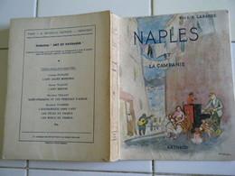 1954-NAPLES Et La Campanie (ITALIE) De  Labande - Edt B. Arthaud -173 HELIOGRAVURES- Carte Naples-Collection Art - Art