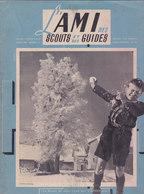 Les Scouts De France L Ami Des Scouts Et Des Guides Hiver 1948 N°11 - Scoutisme