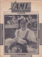 Les Scouts De France L Ami Des Scouts Et Des Guides Printemps 1951 N°20 - Scoutisme
