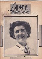 Les Scouts De France L Ami Des Scouts Et Des Guides été 1950 N°17 - Scoutisme