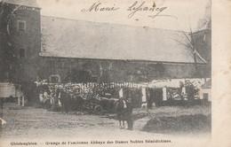 Ghislenghien , Grange De L'ancienne Abbaye Des Dames Nobles Bénédictines ,attelage De Brasseur ,brasserie - Ath