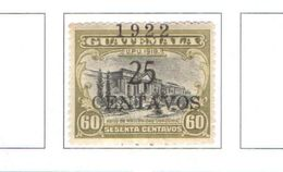 Guatemala PO 1922 Previous Surch. Scott.196+ Used See Scans On Scott.Pages - Guatemala