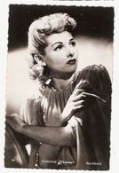 Carte Postale D'artiste / Movie Star Postcard - Simone Renant (#6073) - Actors
