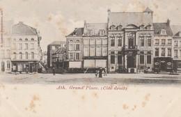 ATH , Grand  Place  ( Coté Droit ) - Ath