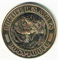Monnaie De Paris 46.Rocamadour - La Chouette 2012 - Monnaie De Paris