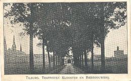 Tilburg, Trappisten Klooster En Brouwerij/Het Zichtbare Raster Is Veroorzaakt Door Het Scannen; De Afbeelding Is Helder! - Tilburg
