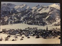 Station De Serre Chevalier Monetier Les Bains Et Ses Pistes De Ski - Serre Chevalier