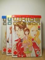 White Dragon 1-3 Completa Planet Manga - Manga