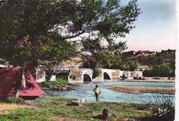Le Vieux Pont Romain D'AIGUINES - France