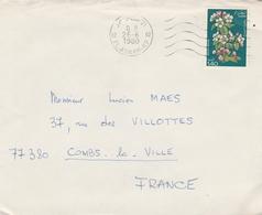El-Asnam RP 02 - 1980 - Lettre Cover Brief - Algérie (1962-...)
