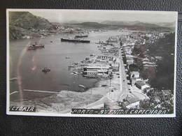 AK VITORIA VICTORIA Porto Avenida Capichaba Ca.1940 //  D*30474 - Vitória