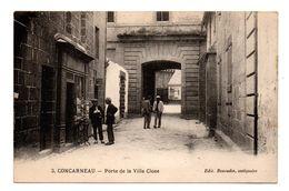 29 - CONCARNEAU . PORTE DE LA VILLE CLOSE - Réf. N°7292 - - Concarneau