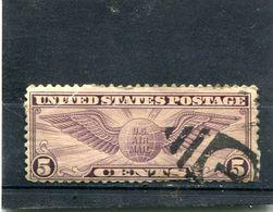 UNITED STATES. 1930. SCOTT C12. WINGED GLOBE - Air Mail