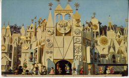 Disneyland - The Magic Kingdom - It's A Small World - Formato Piccolo Non Viaggiata – At - Disneyland