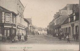 Quiévrain -  La Rue Debast - Quiévrain