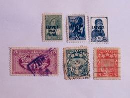 LETTONIE  1921-41  LOT# 2 - Lettonie