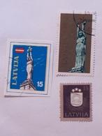 LETTONIE  1991  LOT# 4 - Lettonie