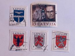 LETTONIE  1994-2006   LOT# 6 - Lettonie