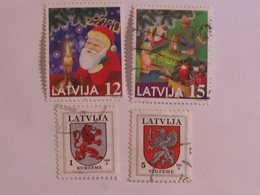LETTONIE  1994-2006   LOT# 7 - Lettonie