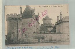 CPA 61 ALENCON Le Chateau  Des Ducs    Fev  2018 877 - Alencon