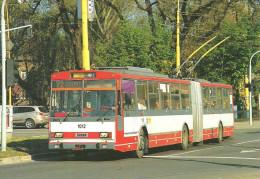 BUS * AUTOBUS * TROLLEY * TROLLEYBUS * SKODA * DPMK * KASSA * KOSICE * SLOVAKIA * SLOVAK * Top Card 0800 * Hungary - Bus & Autocars