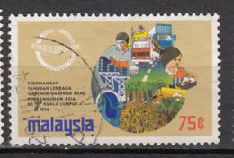 Malaysie, Malaysia, électricité, Electricity, Caoutchouc, Rubber, Hévéa, Camion, Truck, Bois, Wood, Riz, Rice, Banque, - Elettricità