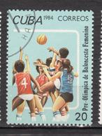 Cuba, Basketball, Basket-ball - Basketball