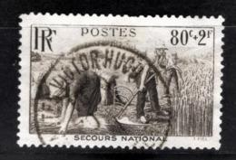 FRANCE 1940 - Y.T. N° 466 - OBLITERE - Francia