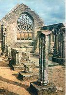 Plovan Chapelle De Languidou Chapelle En Ruines Presente Une Magnifique Rosace CPM Ou CPSM - France