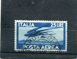 ITALY. 1946. SCOTT C111. SWALLOWS IN FLIGHT - 1946-.. République