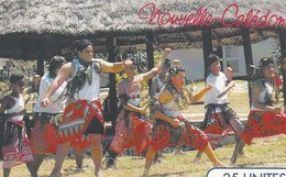 TELECARTE 25..NOUVELLE CALEDONIE - New Caledonia