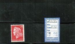 MARIANE DE CHEFFER N°1536Bb - 1967-70 Marianne Of Cheffer