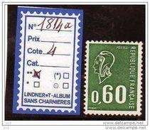 Béquet - Sans Phosphore -1814a - 1971-76 Marianne Of Béquet