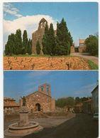 Aude - BOUTENAC - L'Eglise Et La Chapelle Saint-Martin De Gasparets - France