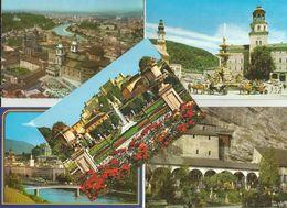 5 CART.  SALZBURG  (216) - 5 - 99 Cartoline