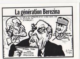 Illustrateur Jacques LARDIE (JIHEL) - Série Jaures Vivant N°13 : La Génération Berezina - Illustrateurs & Photographes