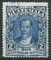 Guatemala - Yver N° 233 Oblitéré -  Ava18201 - Guatemala