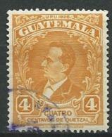 Guatemala - Yver N° 235 Oblitéré -  Ava18203 - Guatemala