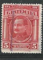Guatemala - Yver N° 236 Oblitéré -  Ava18204 - Guatemala